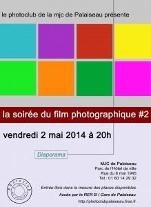 Soiree Film Photographique 2014